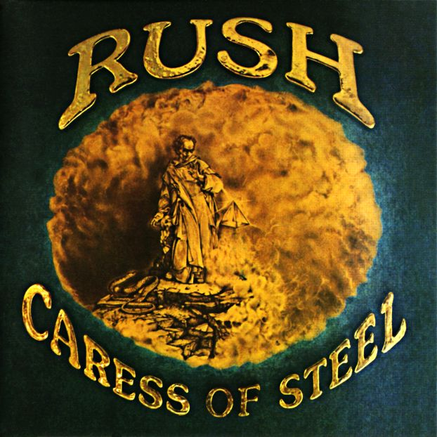 Ohhhh what a rush the rush discography project caress of steel 1975 in a white room - Rush album covers ...