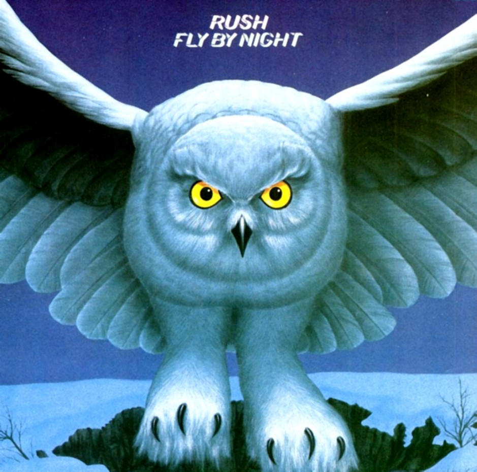how to play fly by night on guitar